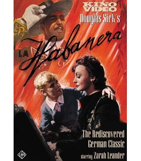 La Habanera (1937) DVD