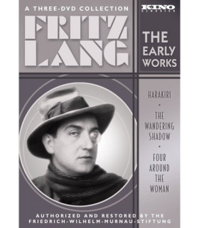 Fritz Lang: The Early Works (1919) (3 DVD)