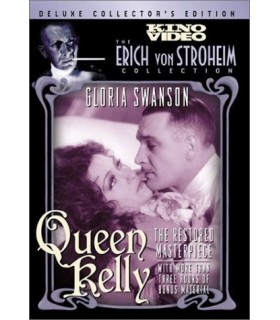 Queen Kelly (1929) DVD