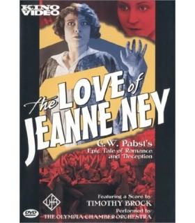 The Love of Jeanne Ney (1927) DVD