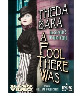 A Fool There Was (1915) DVD
