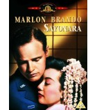 Sayonara (1957) DVD