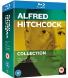 The Alfred Hitchcock Collection (3 Blu-ray)