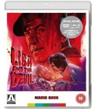 Lisa and the Devil (1974) (Blu-ray + DVD)