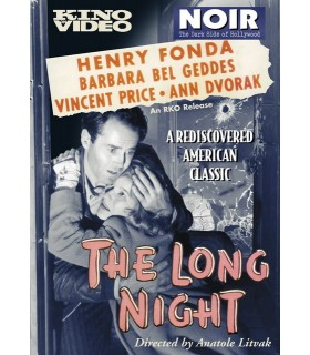 The Long Night (1947) DVD