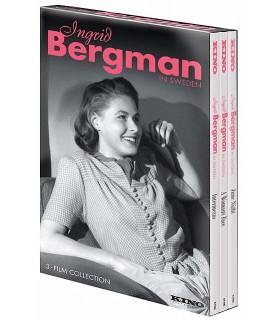 Ingrid Bergman: 3-Film Collection (Intermezzo, A Womans Face, June Night) DVD