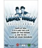 Laurel & Hardy - Vol 3 (5 DVD)