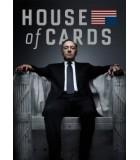 House of Cards - Kausi 1. (4 DVD)