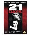 21 Days (1940) DVD