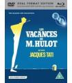 Les Vacances De M.Hulot (Bluray/dvd)