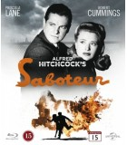 Saboteur (1942) Blu-ray