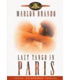 Last Tango In Paris (1972) DVD