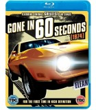 Gone In 60 Seconds (1974) Blu-ray