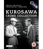 Kurosawa: Crime Collection (4 DVD)