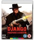Django, Prepare A Coffin (1968) Blu-ray