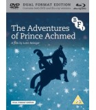 The Adventures Of Prince Achmed (1926) (Blu-ray + DVD)