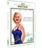 Monkey Business (1952) DVD