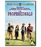 The Professionals (1966) DVD