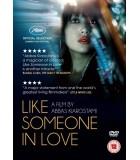 Like Someone in Love (2012) DVD