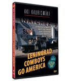 Leningrad Cowboys Go America (1989) DVD