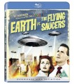 Earth vs. The Flying Saucers (1956) Blu-ray