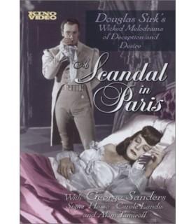 A Scandal in Paris (1946) DVD