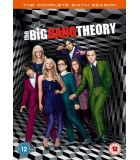 The Big Bang Theory : Season 6 Box Set (3 DVD)