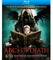 The ABCs of Death (2012) Blu-ray