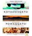 Koyaanisqatsi (1982) / Powaqqatsi (1988) (2 DVD)