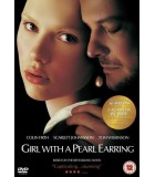 Girl with a Pearl Earring (2003) DVD