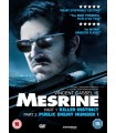 Mesrine - Parts 1 & 2 (2008) DVD