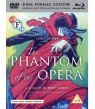 The Phantom of the Opera (1925) (Blu-ray + 2 DVD)