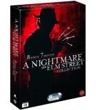 Nightmare On Elm Street 1-7 Box (8 DVD)