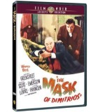 The Mask of Dimitrios (1944) DVD