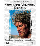 The Last Temptation of Christ (1988) DVD