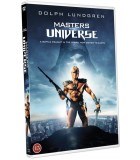 Masters of the Universe (1987) DVD