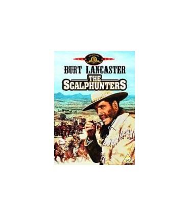 The Scalphunters (1968) DVD