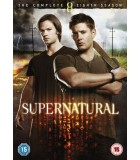 Supernatural - Kausi 8. (6 DVD)