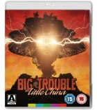 Big Trouble In Little China (1986) Blu-ray