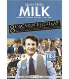 Milk (2008) DVD