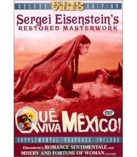 Que Viva Mexico (1933) DVD