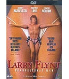 The People vs. Larry Flynt - Larry Flynt - minulla on oikeus (1996) DVD