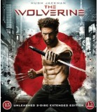 The Wolverine (2013) (2 Blu-ray - Extended Cut)