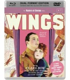 Wings (1927) (Blu-ray + DVD)