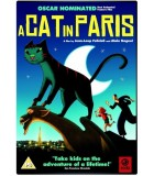 A Cat In Paris (2010) DVD