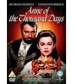 Anne Of The Thousand Days (1969) DVD