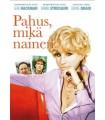 Pahus, mikä nainen (1981) DVD