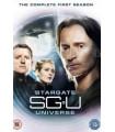 Stargate Universe - kausi 1. DVD