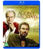 Agony and the Ecstasy (1965) Blu-ray
