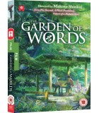 The Garden of Words (2013) DVD